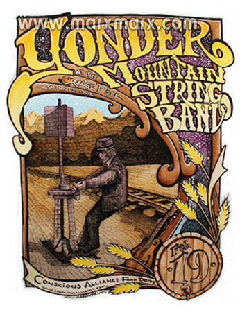 Yonder Mountain String Band - Asheville 2006